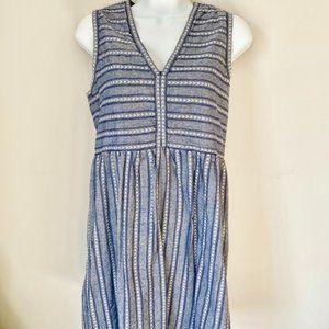 Max Studio Cotton Summer Dress - S